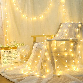 100cm/lot Party Background Wall LED Light Post Prom Birthday Holiday Celebration Wall Decoration Glow Wire Electric Light E11080