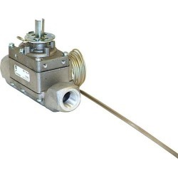 "1/2"" FDH Type 2 Thermostat w/ 300° - 650° Range"