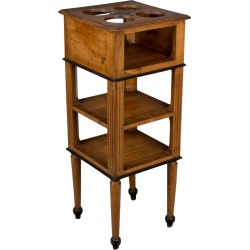 19th Century French Wine Stand