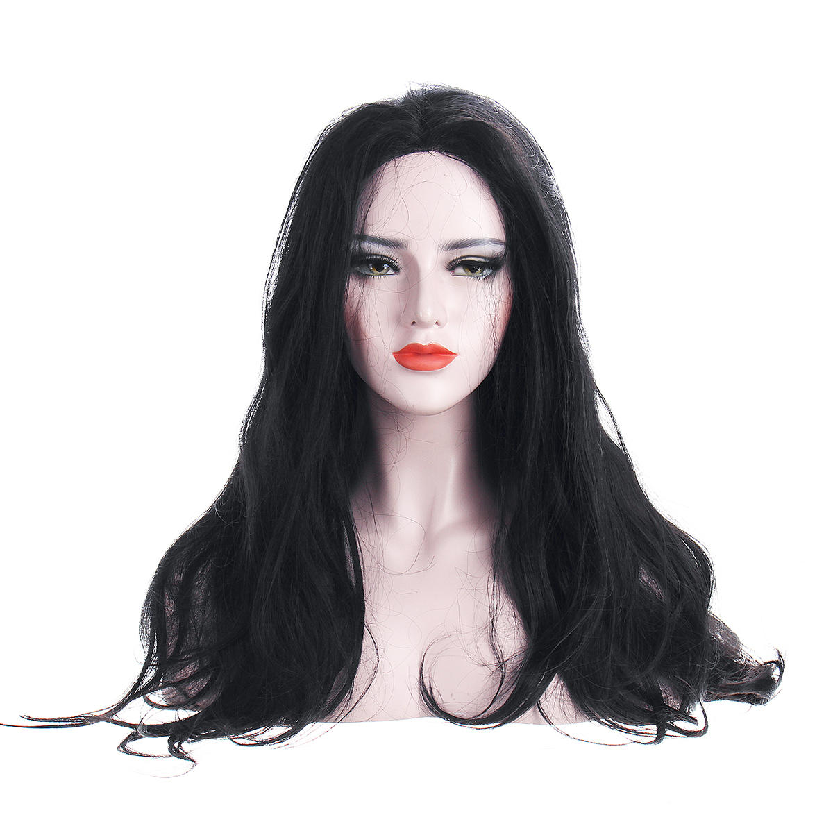 """24"""" Women Glueless Lace Front Full Wig"""
