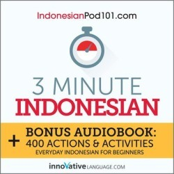 3-Minute Indonesian - Download