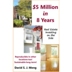 5 million in 8 years real estate investing on the side