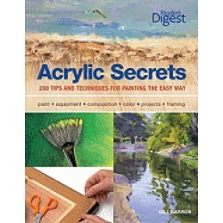 acrylic secrets 300 tips and techniques for painting the easy way