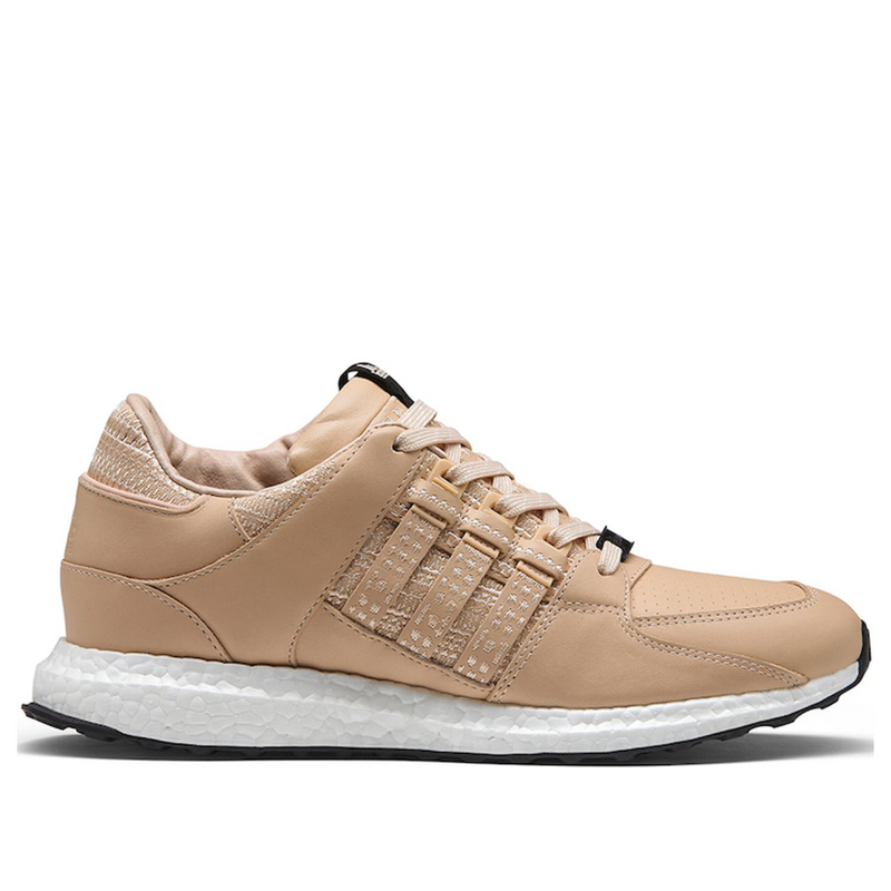 Adidas Avenue x EQT Support 93/16 'Tan' Tan/Tan/Footwear White Marathon Running Shoes/Sneakers CP9640 (Size: US 7.5)