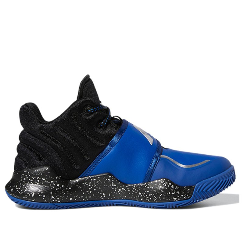 Adidas Deep Threat Wide J Basketball Shoes/Sneakers FV2280 (Size: US 7.5)