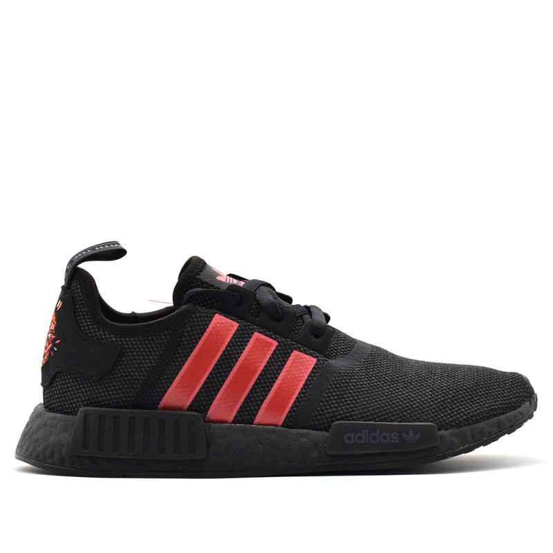 Adidas NMD R1 Chinese New Year Marathon Running Shoes/Sneakers G27576 (Size: US 7.5)