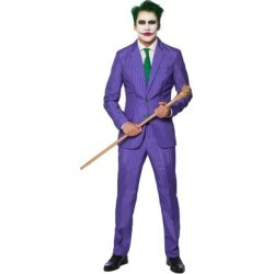 Adult The Joker Suit - Batman - Size ADULT SMALL - by Spencer's