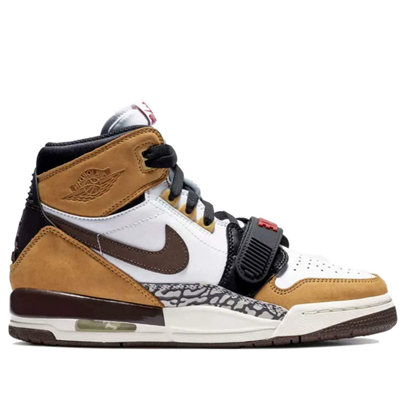 Air Jordan Legacy 312 (GS) JORDAN LEGACY Basketball Shoes/Sneakers AT4040-102 (Size: US 5.5Y)