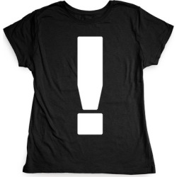Alert! T-Shirt from LookHUMAN