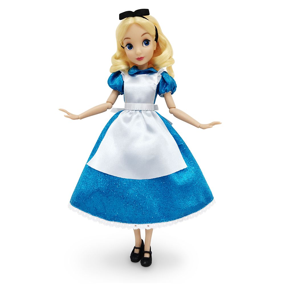 Alice Classic Doll Alice in Wonderland 10'' Official shopDisney