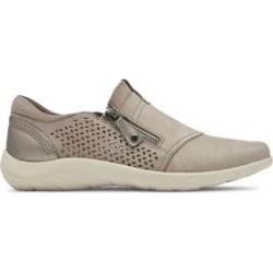 Amalie Zipper Slip-On