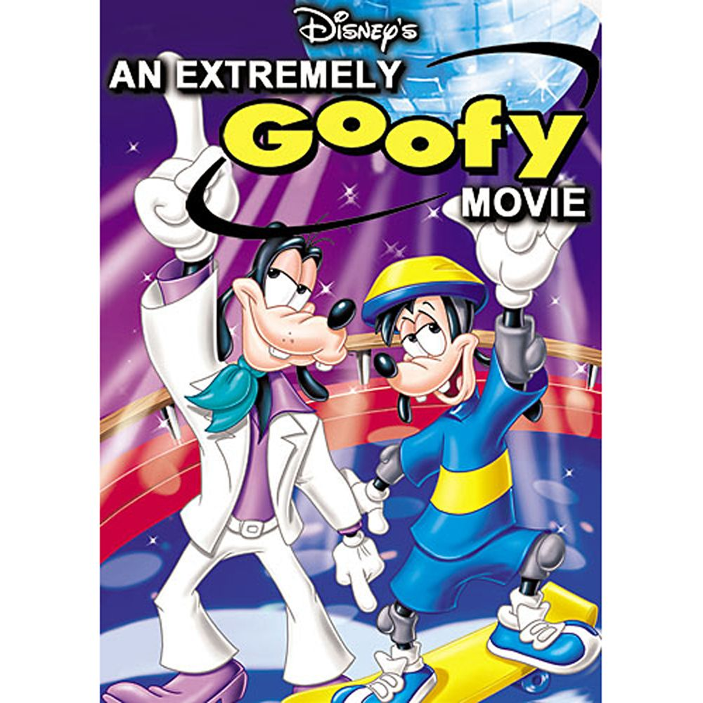 An Extremely Goofy Movie DVD Official shopDisney