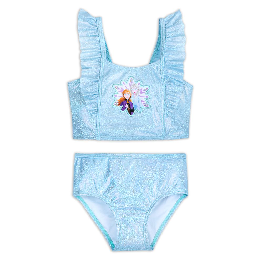 Anna and Elsa Two-Piece Swimsuit for Girls Frozen 2 Official shopDisney