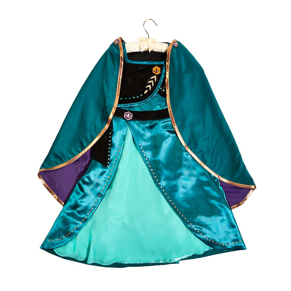 Anna Coronation Costume for Kids Frozen 2 Official shopDisney