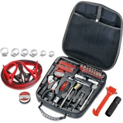 Apollo Tools 64 pc. Travel and Automotive Tool Kit, DT0101