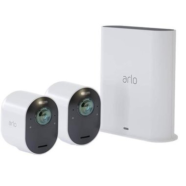 Arlo VMS5240-100NAS 2-Camera 4K UHD Wire-Free Video Security System