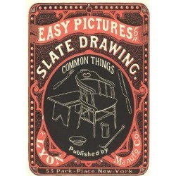 Art Print: Easy Pictures for Slate Drawing: 24x16in