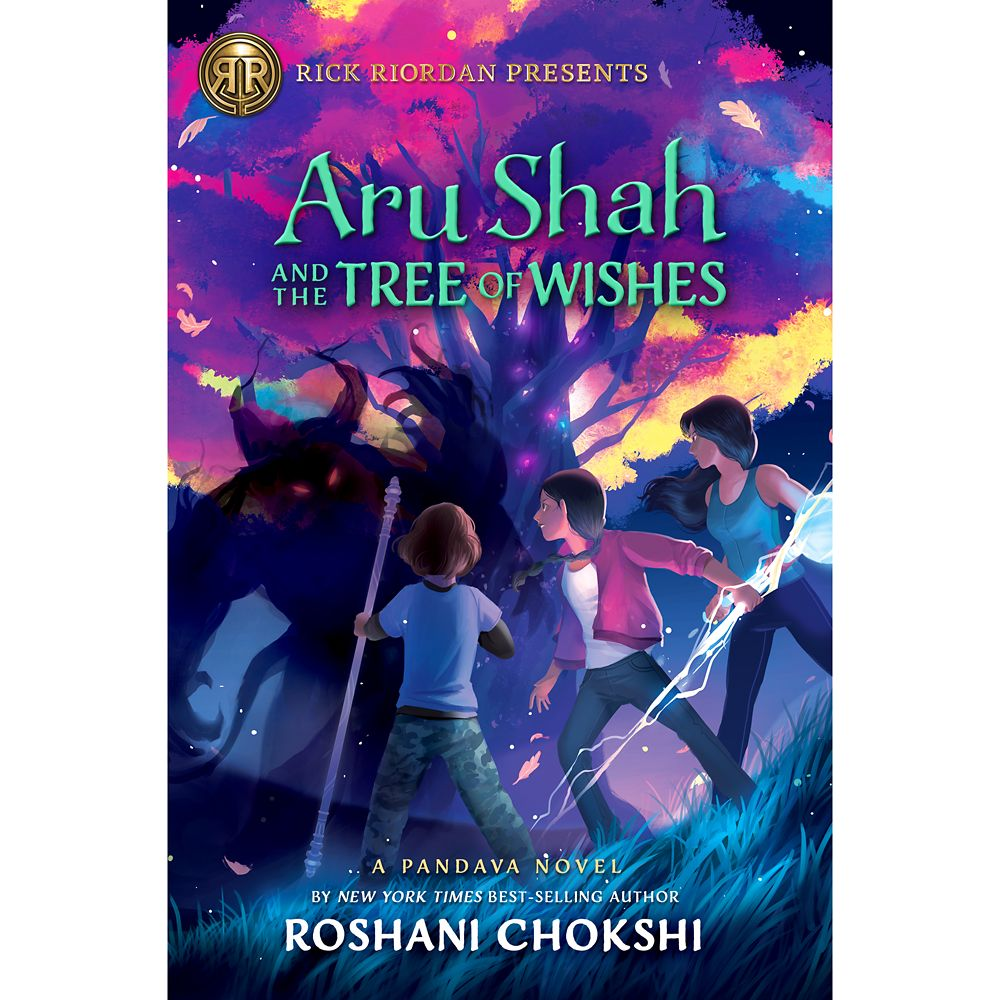 Aru Shah and the Tree of Wishes Book Official shopDisney