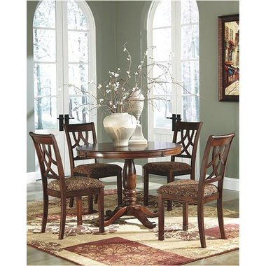 Ashley Furniture D436-15T Leahlyn Table Top Style Grand Elegance