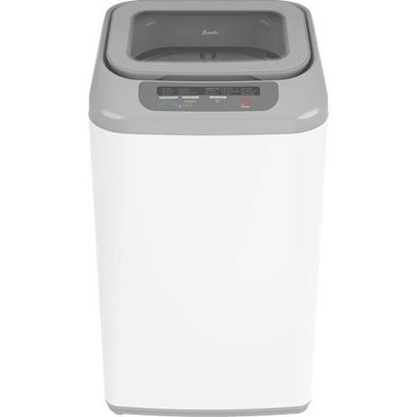 Avanti CTW84X0W-IS 0.84 CuFt Top Load Portable Washer With 8-Cycles In White