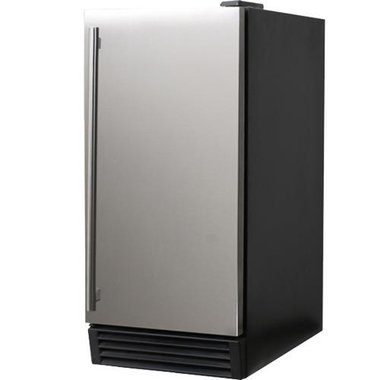 "Avanti RIM49U3S-IS 15"" Built-In Residential Ice Maker"