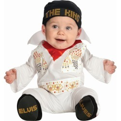Baby One Piece Elvis Costume - Elvis by Spirit Halloween
