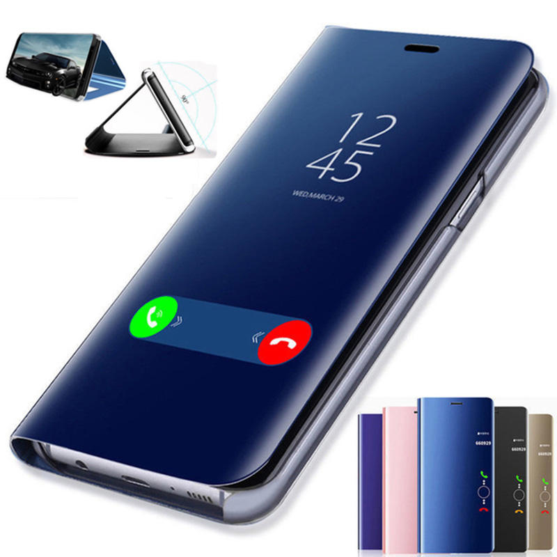 Bakeey Plating Mirror Window Shockproof Flip Full Cover Protective Case for Xiaomi Mi9T/Mi 9T PRO / Xiaomi Redmi K20 / R
