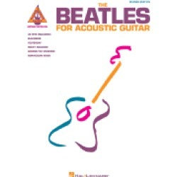 beatles for acoustic guitar edition beatles