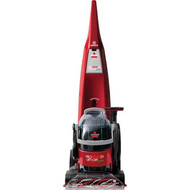 Bissell 1565T ProHeat 2X Pet Lift-Off Upright Carpet Cleaner