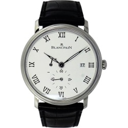 Blancpain Villeret Small Seconds, Date And Power Reserve 6606-1127-55b