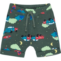 Bonds Kids Toughie Short Summer Holiday Wollemia Pine 1
