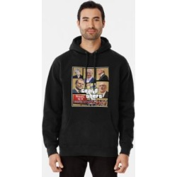 Brexit- Grand theft brexit Hoodie