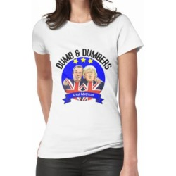 Brexit Latest - Brexit News - Brexit Consequences - Funny Brexit Mug - Brexit Women's Fitted T-Shirt