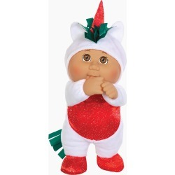 Cabbage Patch Kids Sugarplum Unicorn Holiday Helpers Cabbage Patch Cutie Doll