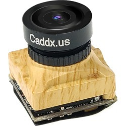 Caddx Turbo Micro SDR2 PLUS FPV Camera Sony Exmor-R STARVIS Sensor 16:9 4:3 N/P Switchable Freestyle Version - Wooden