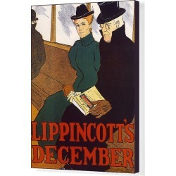 Canvas Print. Lippincotts December