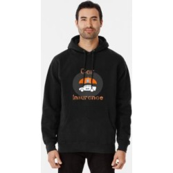 Car insurance quotes funny design Hoodie