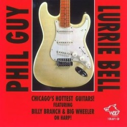 Chicago's Hottest Guitars / Various