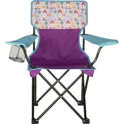 Child's Folding Camping Chair, Pink