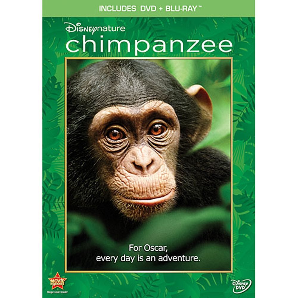 Chimpanzee 2-Disc Combo Pack Official shopDisney