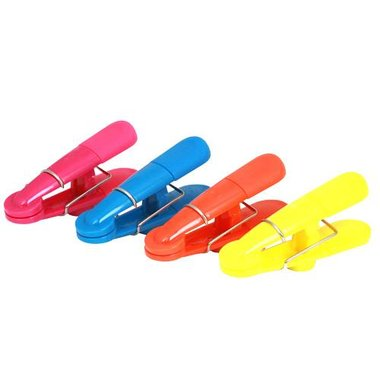 Chip Clip 90037 Magnetic Memo Clips Set Of 6