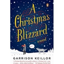 christmas blizzard a novel