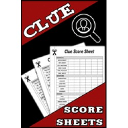 clue score sheets 100 clue game sheets clue detective notebook sheets clue