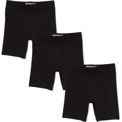 Cotton On Kids - Girls Bike Short Bundle - Basic black pack