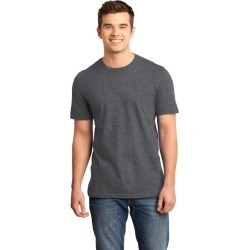 District Very Important Tee - Heathered Charcoal - S
