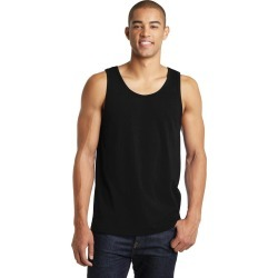 District Young Mens The Concert Tank - Black - S