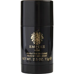 DONALD TRUMP EMPIRE by Donald Trump DEODORANT STICK ALCOHOL FREE 2.5 OZ for MEN