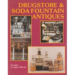 drugstore and soda fountain antiques