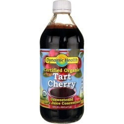 Dynamic Health Organic Tart Cherry Juice Concentrate 16 fl oz Liquid Joint Health