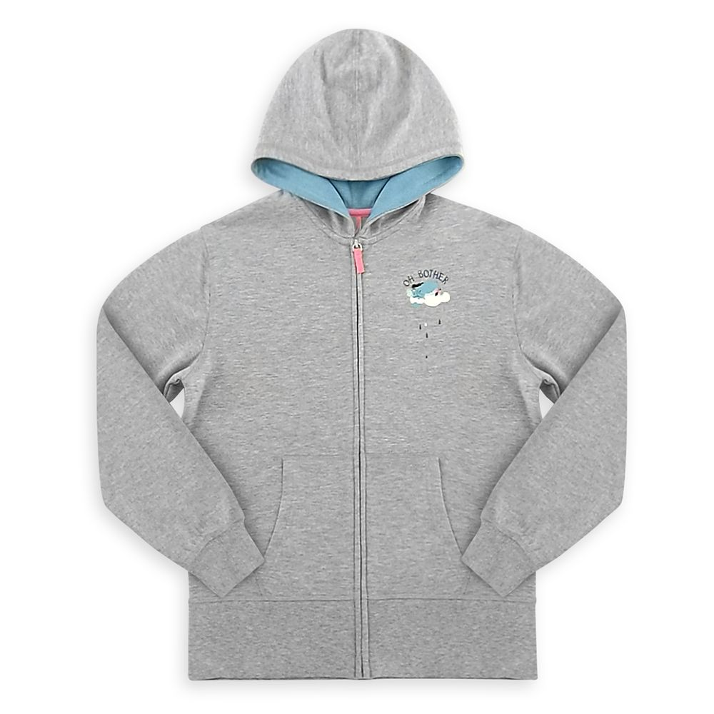 Eeyore Zip Hoodie for Women Official shopDisney